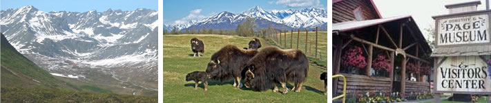 alaska attractions